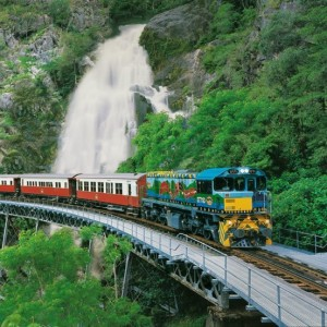 Kuranda Scenic Railway Package,  (KDB)