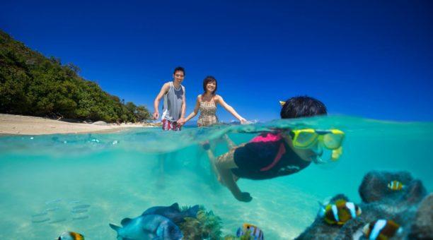 Fitzroy Island North Queensland
